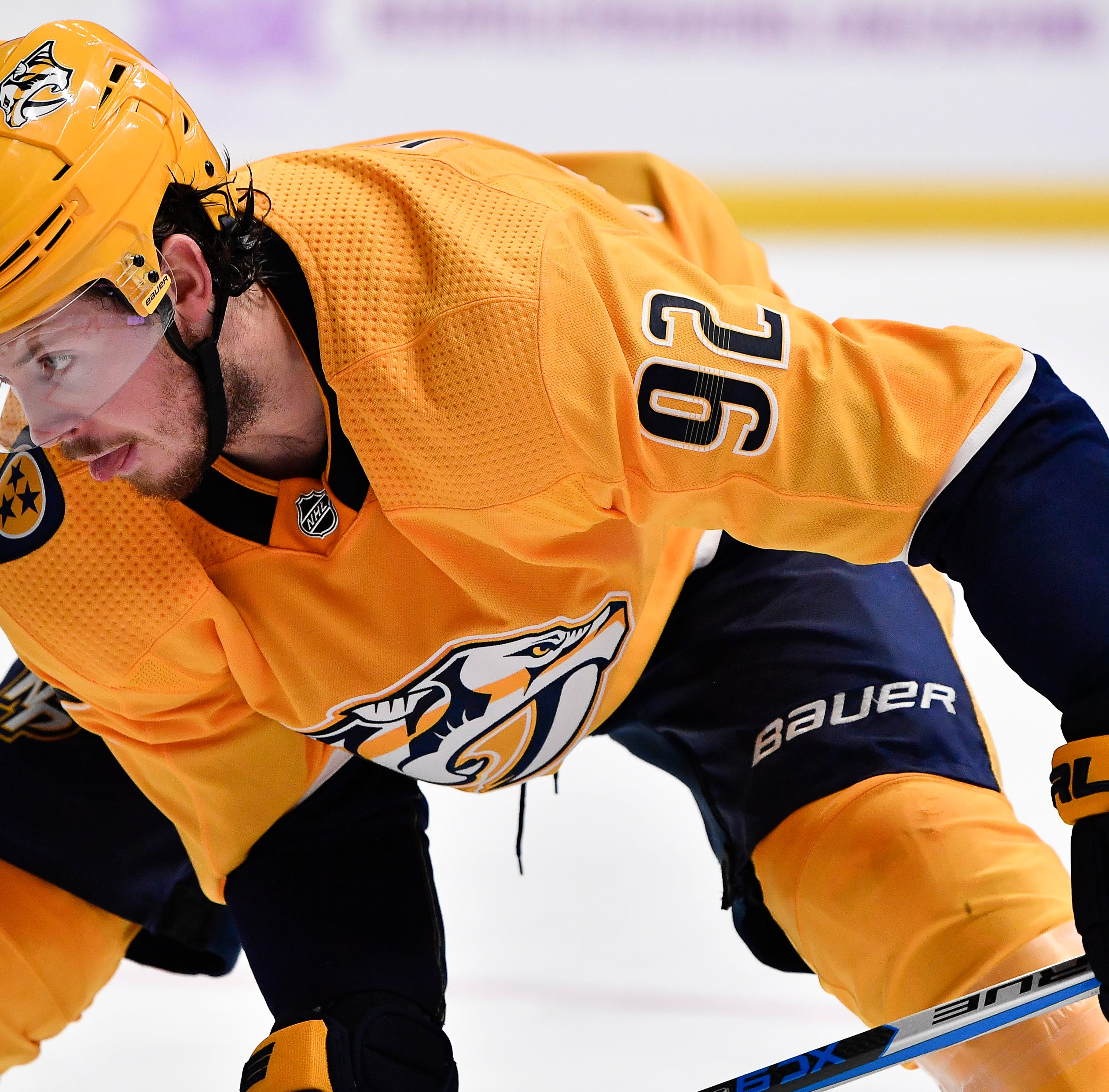NHL suspends Predators' Ryan Johansen for high-sticking Winnipeg's Mark Scheifele