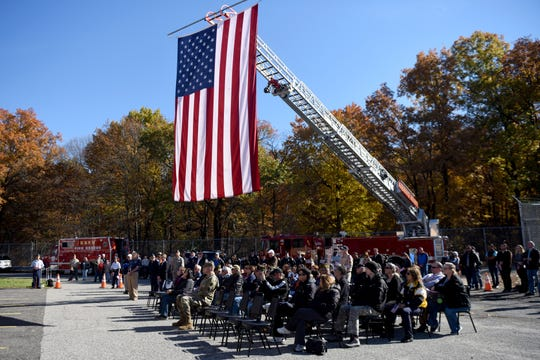 """The ninth annual """"Salute to Veterans"""" was held at the NJ Aviation Hall of Fame & Museum on Sunday, November 4, 2018."""