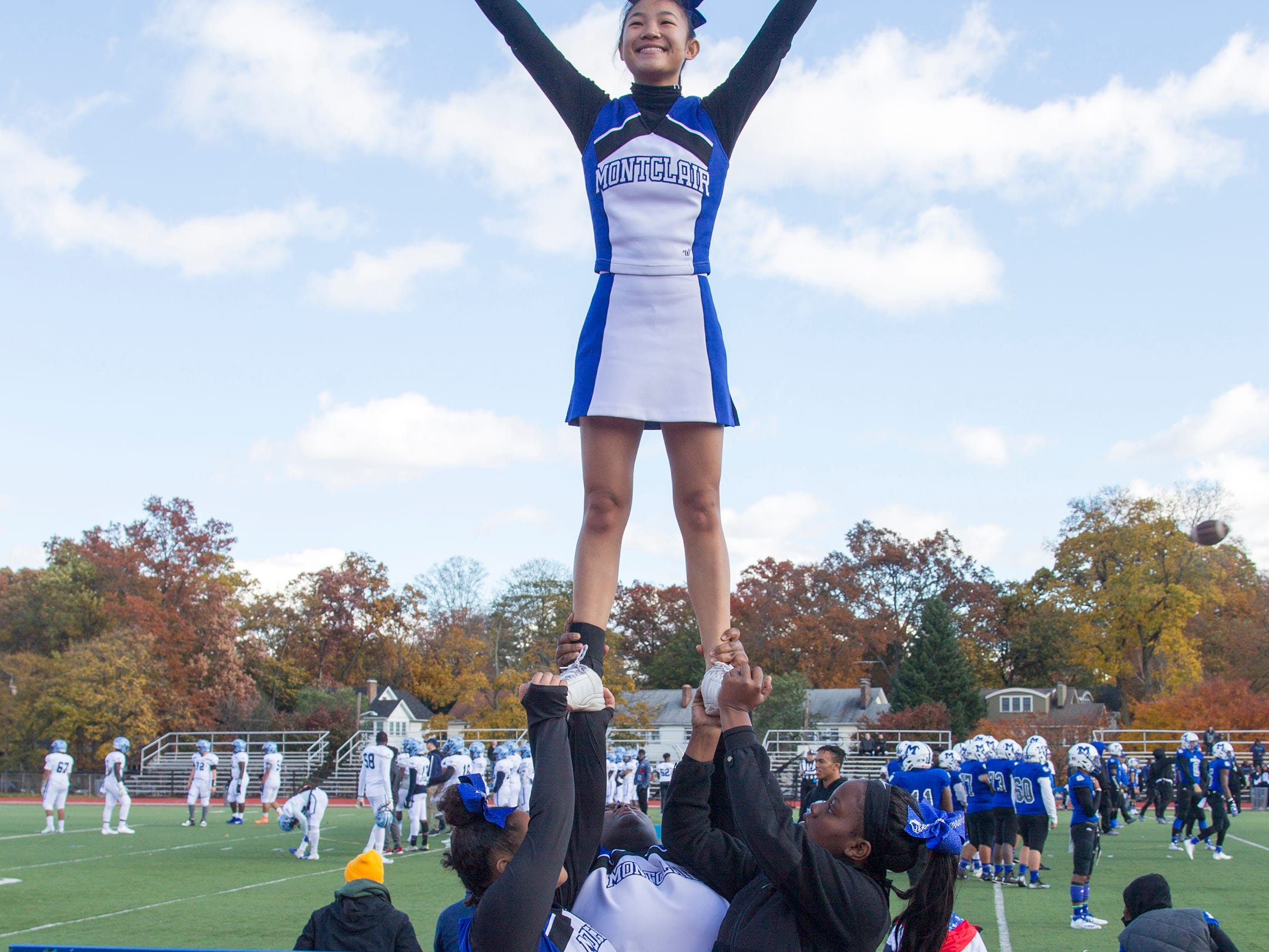 Montclair High School defeated West Orange High Shcool in the North 1, Group 5 football playoffs. 11/03/2018