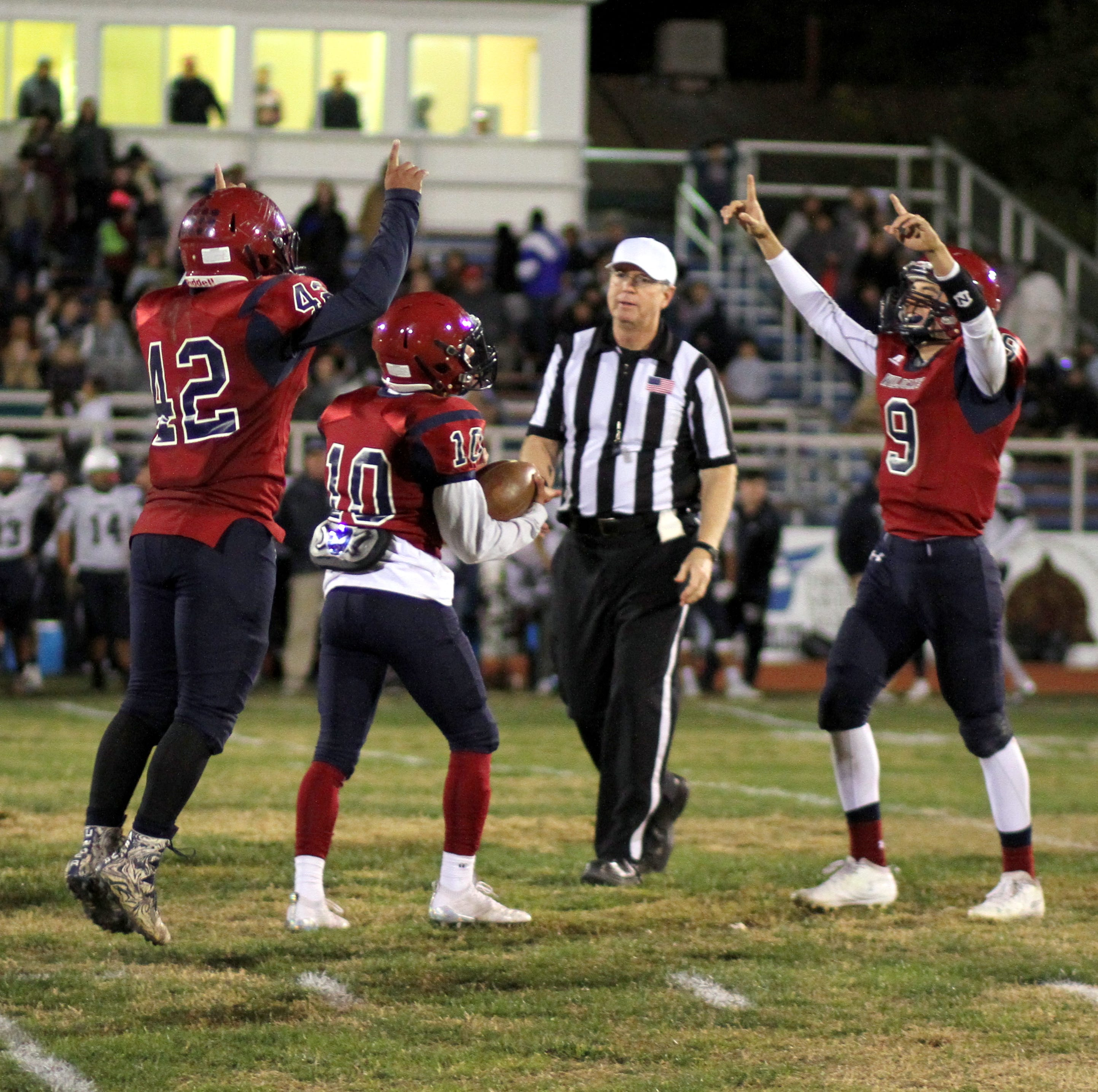 Deming Wildcats claim second straight District 3-5A football championship