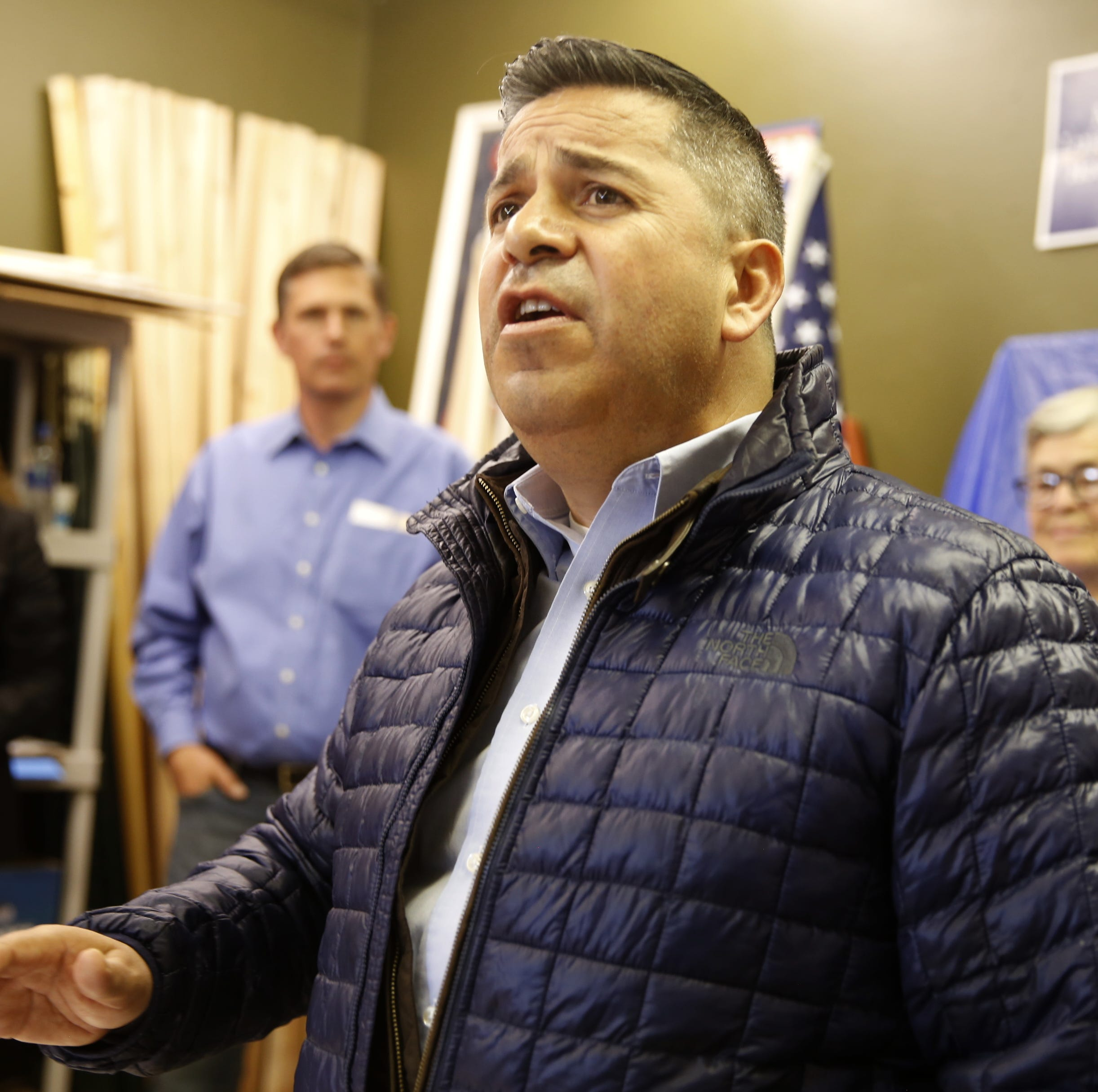 New Mexico Rep. Ben Ray Luján announces Senate run