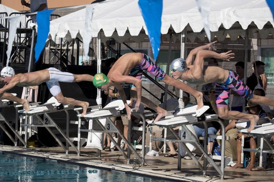 Aia State Swimming