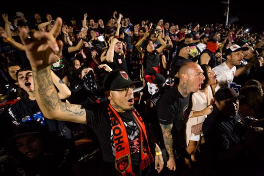 Phoenix Rising Fc Orange County Soccer Club