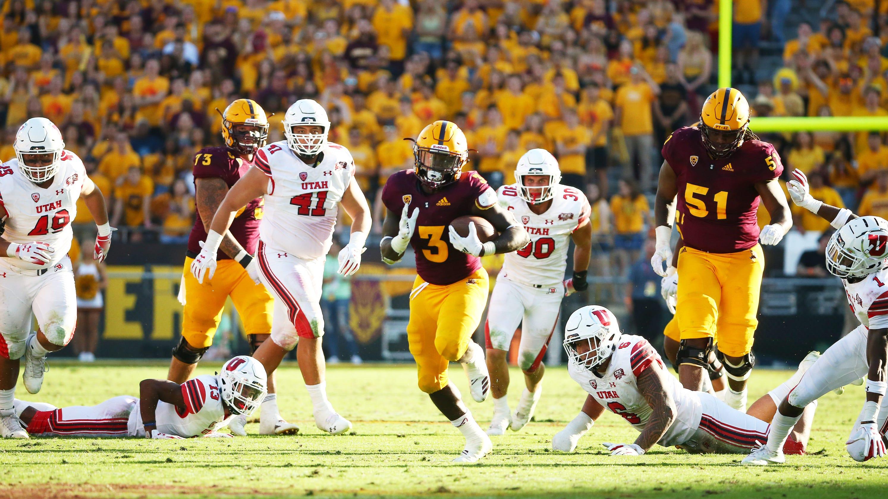 Pac-12 football power rankings: ASU, Arizona on the rise