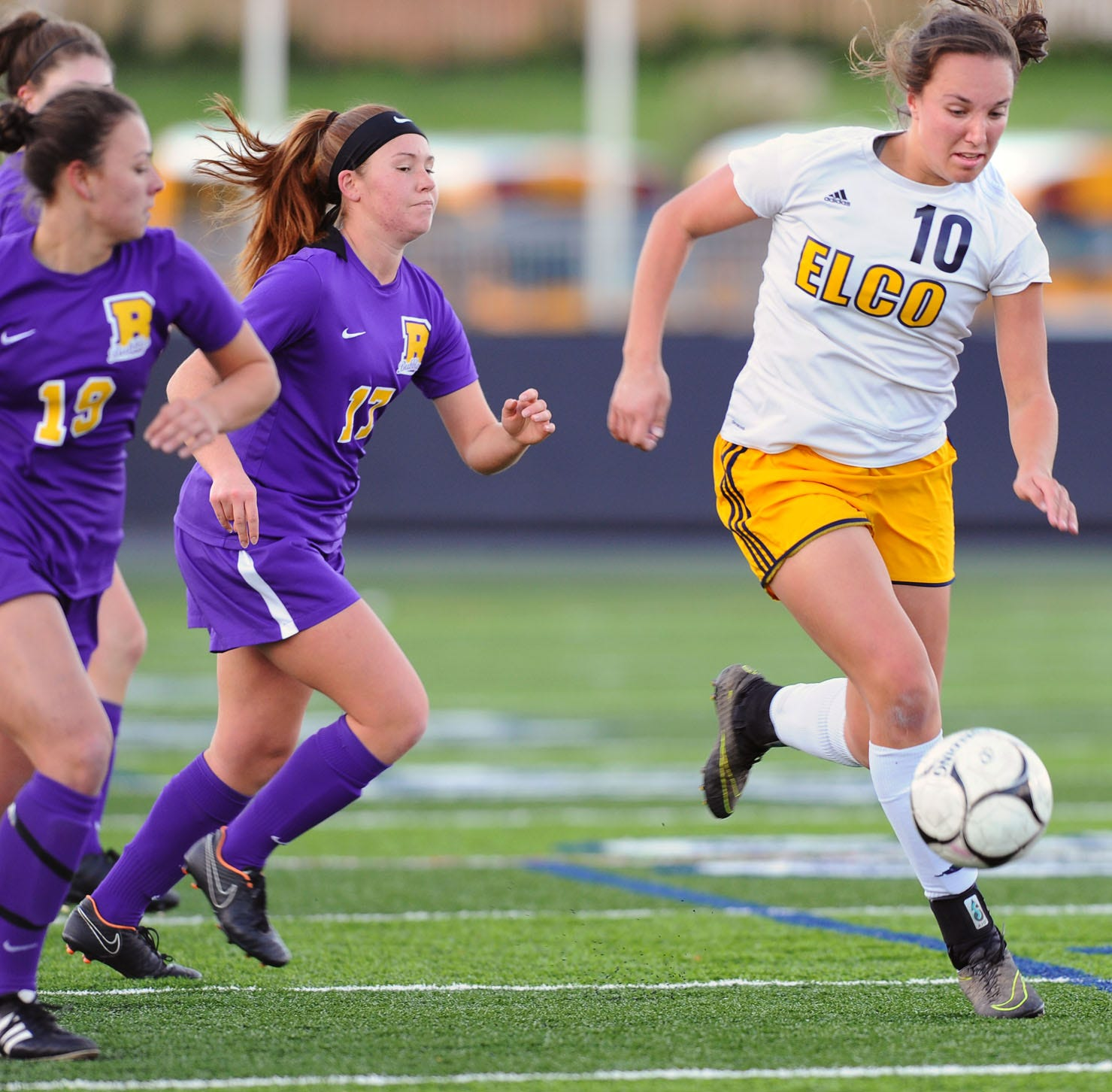 Elco standout Ryelle Shuey set for another summer of semi-pro soccer