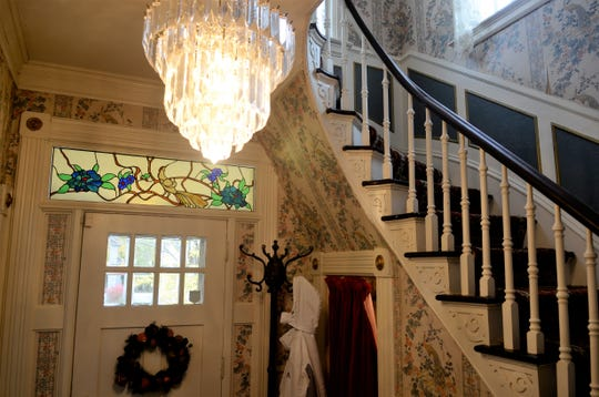 Built around 1884, the Gothic Revival home at 838 Court Street is on the market. Sellers are promoting the home's historic elements and its connection for former Port Huron Mayor Frederick T. Moore, who lived in the home from 1893 until almost 1940.