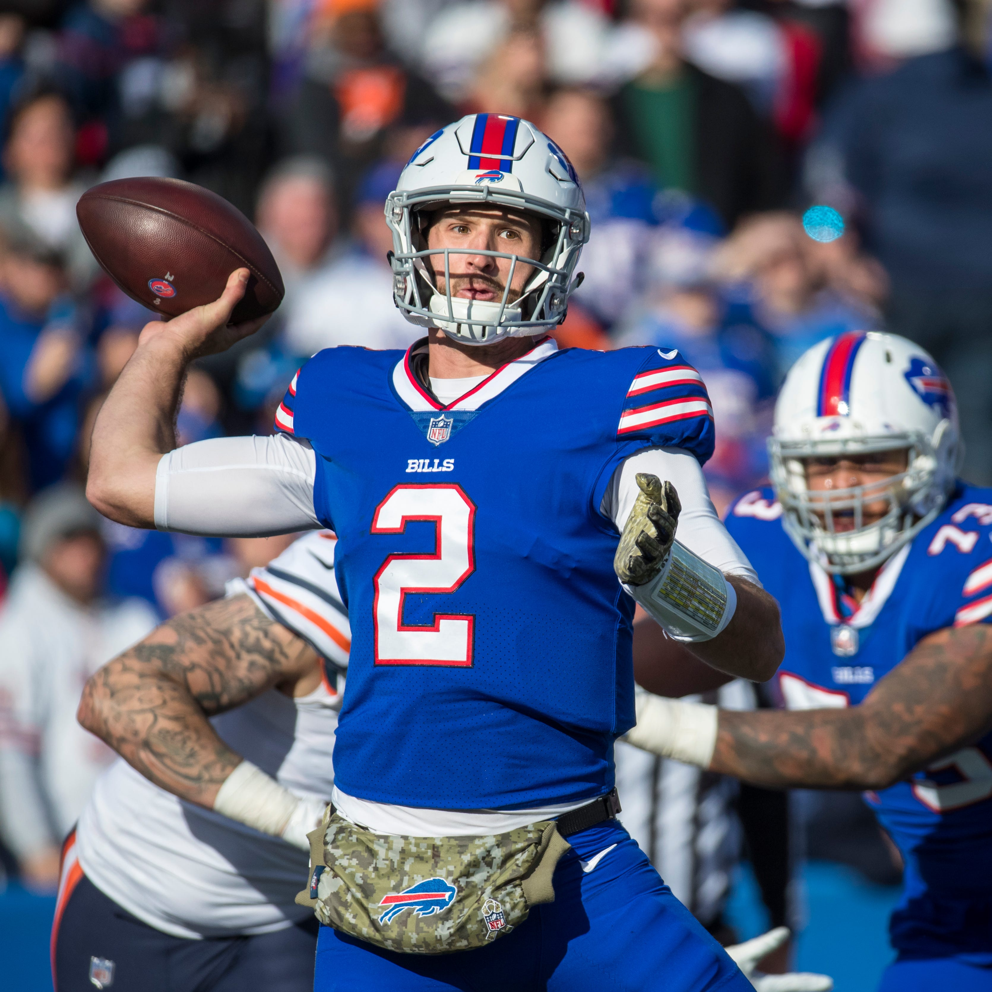 Leo Roth: We'll remember Nathan Peterman the person long after those interceptions