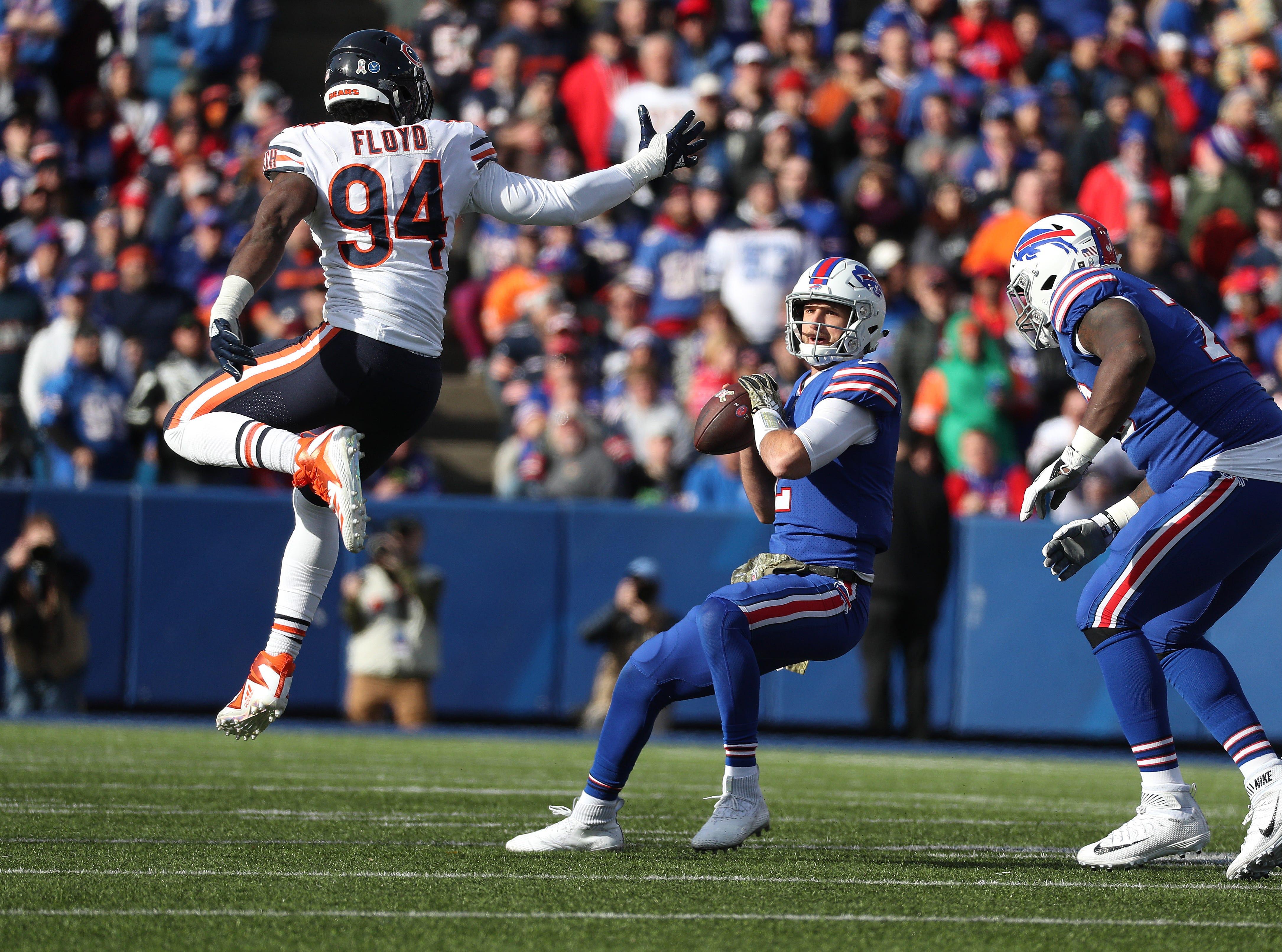 Final score and recap: Chicago Bears 41, Buffalo Bills 9