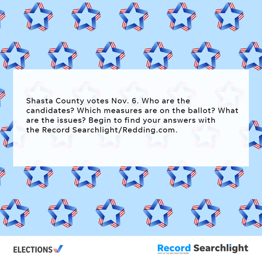 Election 2018 in Shasta County