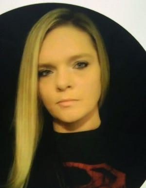 Missing: Amber Jayne Eldridge