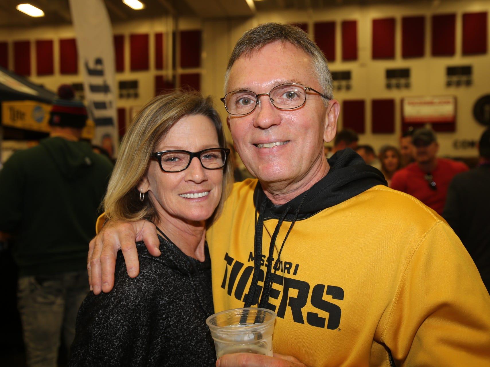 Debbie and Craig Warren