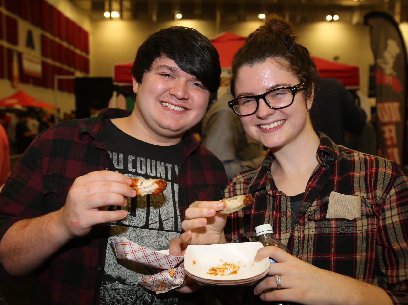 Brett and Natasha Jones