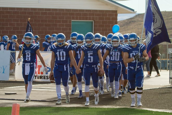 Dixie High enters the 2019 season as the team to beat after going undefeated in Region 9 play in 2018.