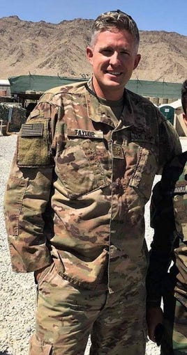 Brent Taylor, a Utah National Guard member and mayor of North Ogden, was injured in an attack in Afghanistan and died Nov. 3, 2018, officials said.