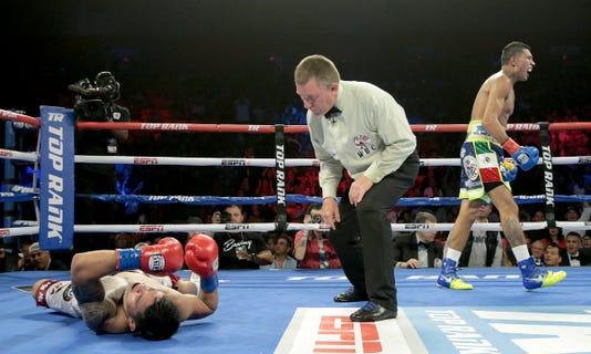 40 Top Rank Boxing In El Paso