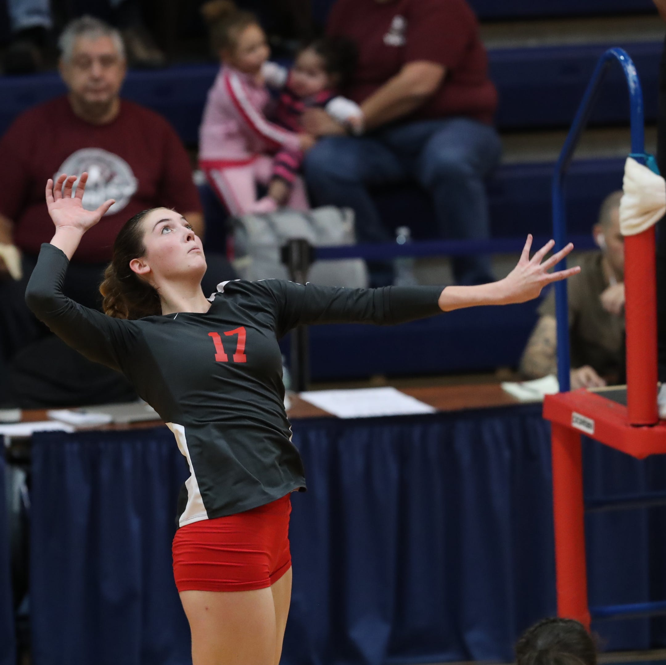 Volleyball: Player of the Year finalists, poll