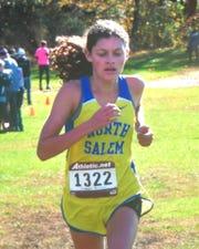 North Salem's Ava Jolley wins Class C girls title.