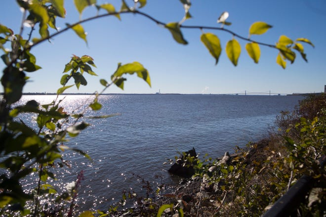 Residents in the New Jersey towns of Pennsville, Carneys Point and Penns Grove have been plagued by the sound of heavy bass music, played at all hours of the day — and night. They say it's coming from Delaware, which is across the river from Edgemoor.