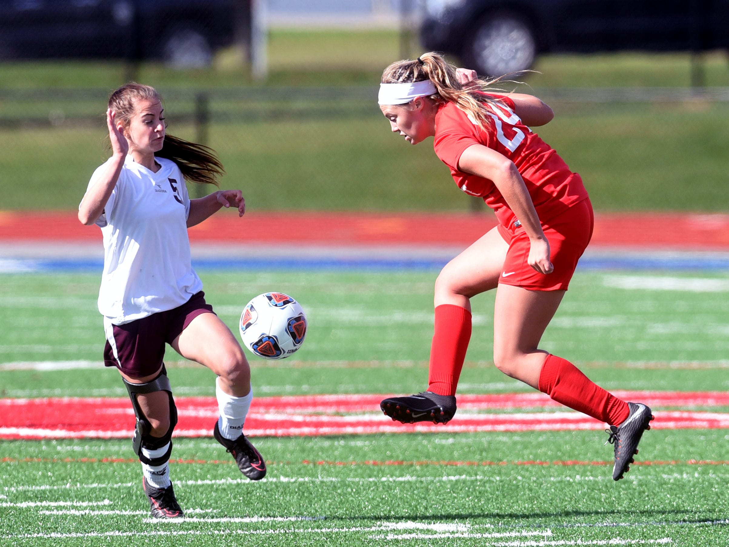 John Glenn's historic soccer season ended with a 3-0 loss to Sunbury Big Walnut in a Division II regional final at Lakewood High School.