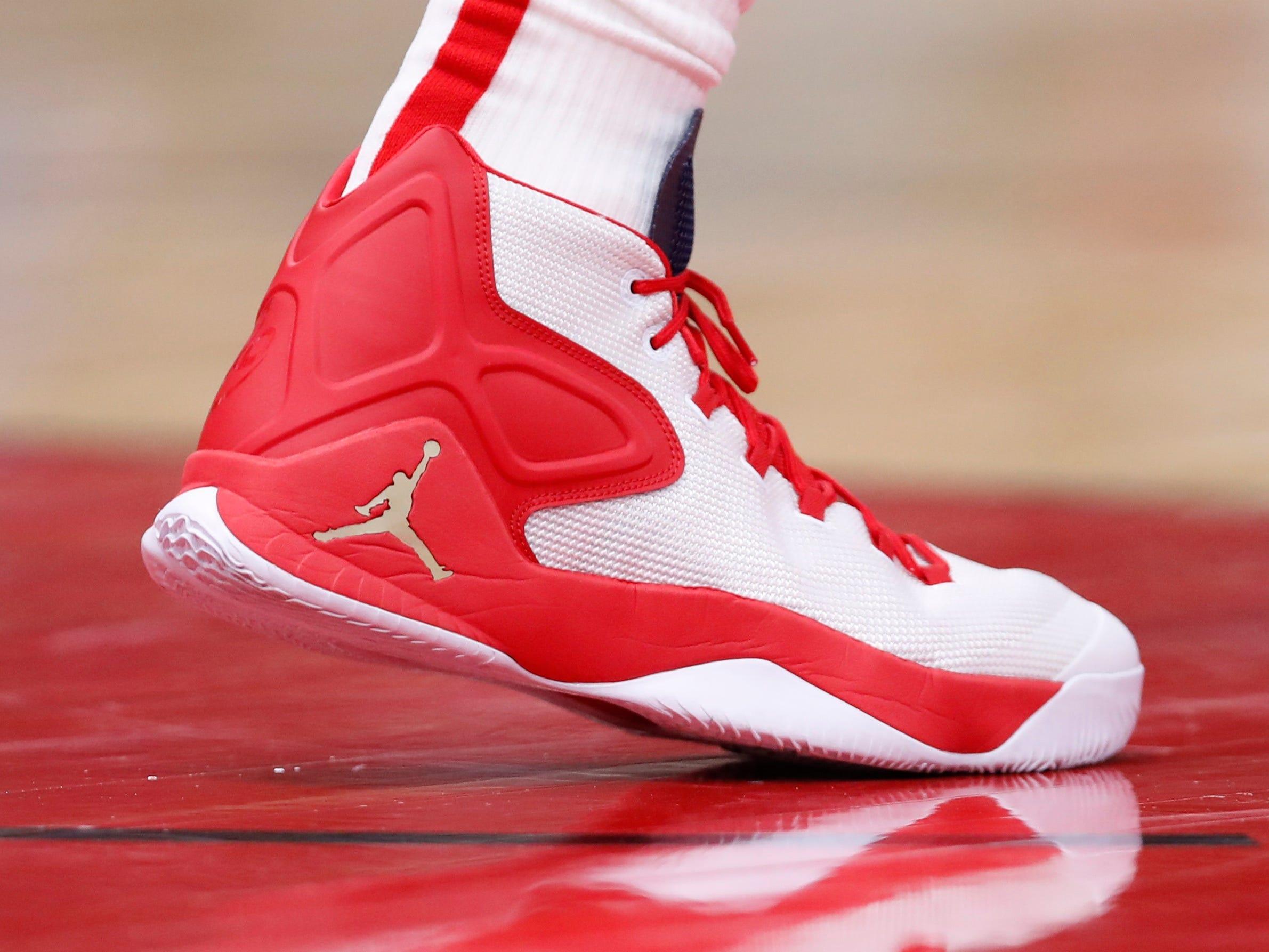 Nov. 3: Carmelo Anthony, Rockets