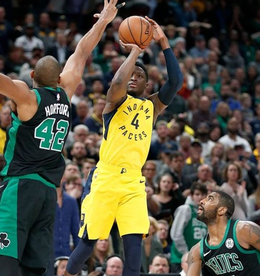 d11e8ce8e Victor Oladipo s dramatic 3 gives Pacers statement win over Celtics