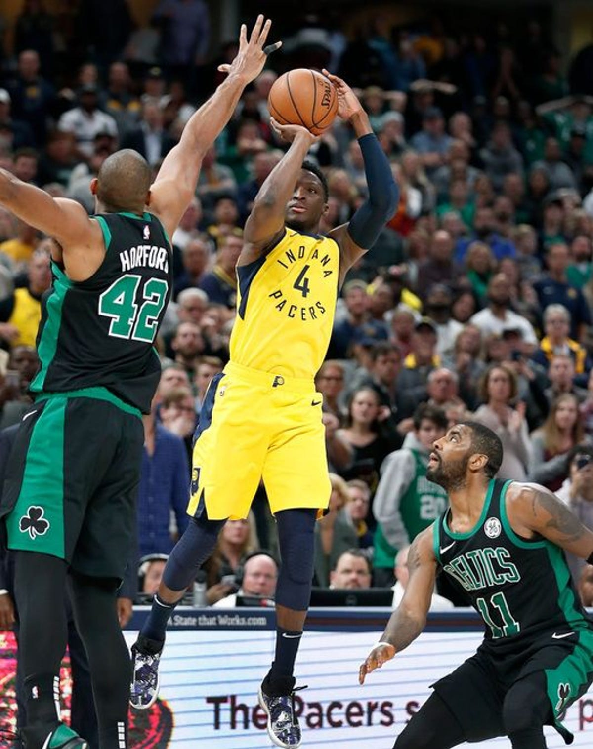 size 40 c01d9 80ec8 Victor Oladipo's dramatic 3 gives Pacers statement win over ...