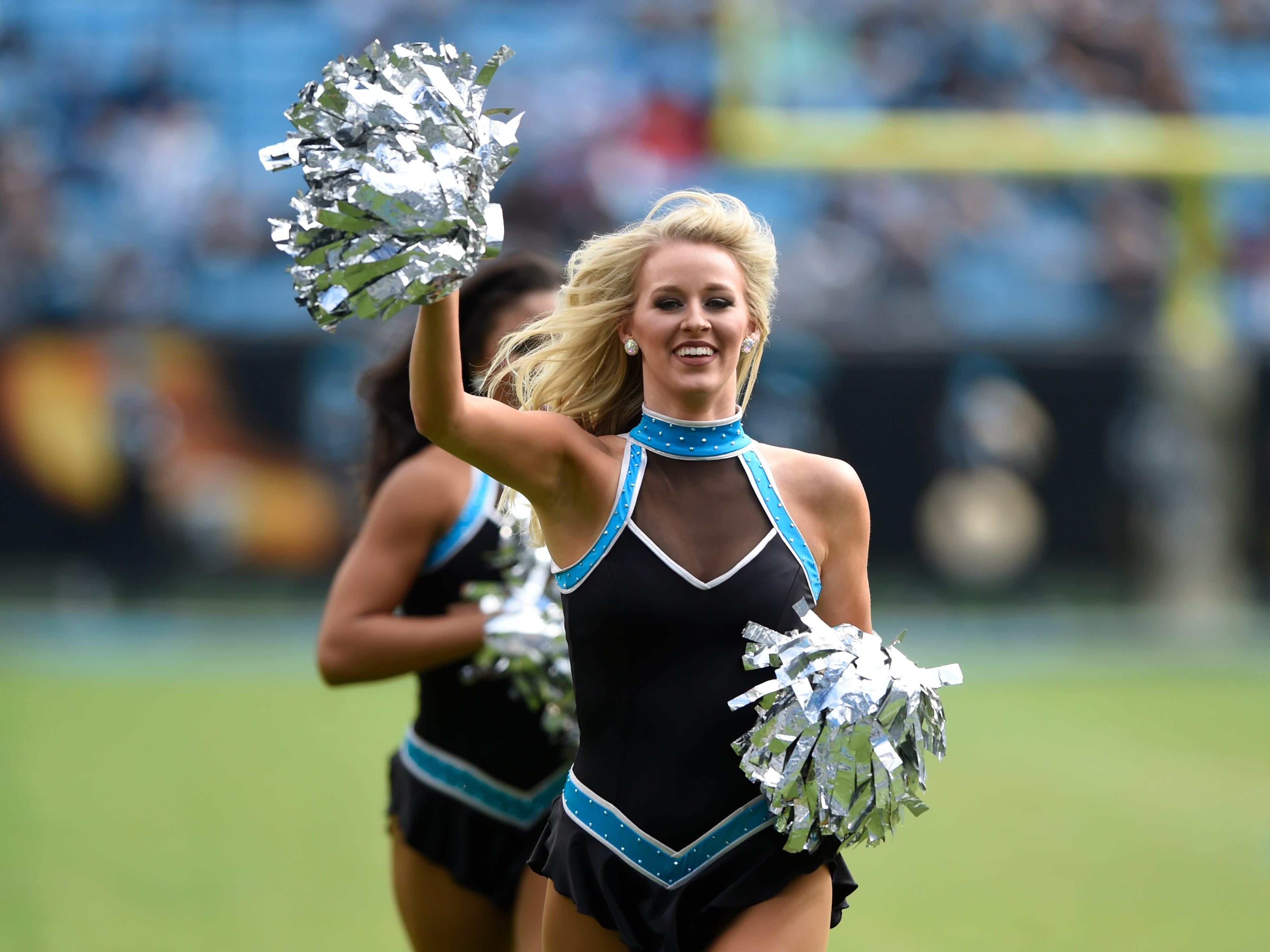 Week 9: Panthers
