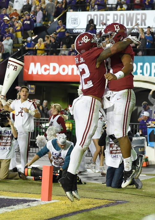 How Amway Coaches Poll Top 25 Teams Fared In Week 3: Amway Coaches Poll: Alabama Stays Strong No. 1, Michigan