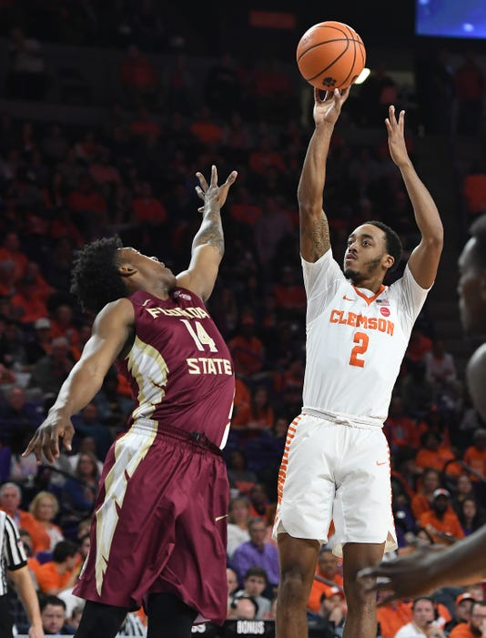 Basketball 2018 Clemson Florida State