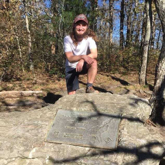 Summer break? Not quite. Appleton North grad hikes 2,200 miles of Appalachian Trail