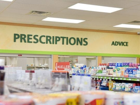QuickChek is closing its pharmacy departments.