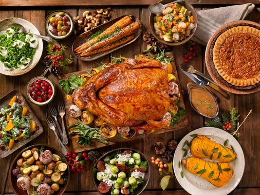 a great thanksgiving meal