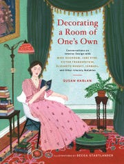 """Decorating a Room of Own's Own"" by Susan Harlan."