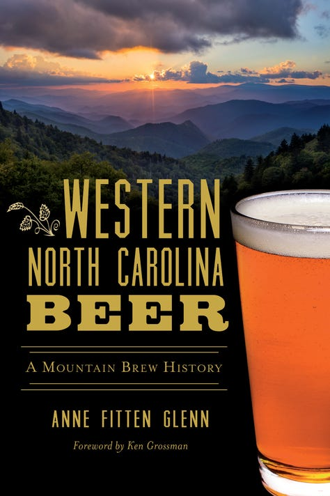 Wnc Beer Book Cover