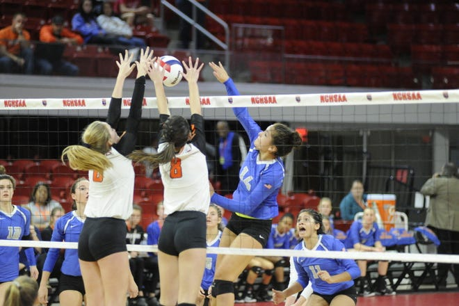 Polk County fell in the 1A state title game this weekend