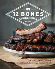 The new edition of the 12 Bones Smokehouse Cookbook has a sleek look and all-new recipes.