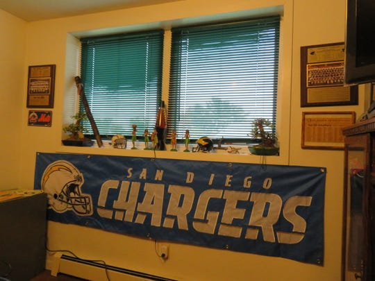 The view from Mike Connell's desk: the man digs his Bolts.