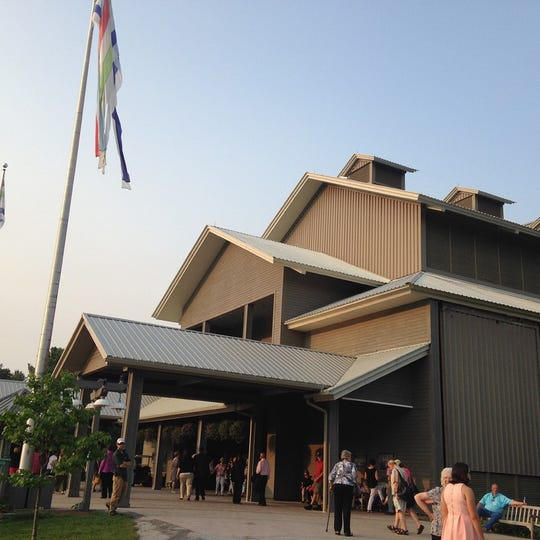 The Glimmerglass Festival's Alice Busch Opera Theater is located on 7300 NY-80 in Cooperstown.