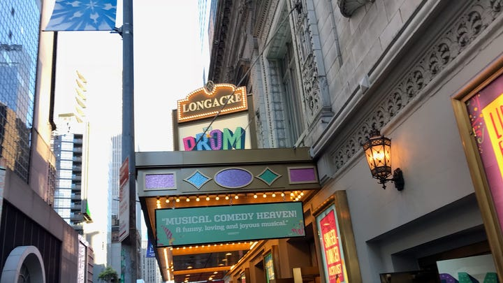 theater: news and reviews from broadway