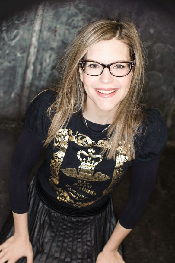 Lisa Loeb plays a kid-friendly matinee and an all-ages evening concert Nov. 10 at the Admiral Theatre.