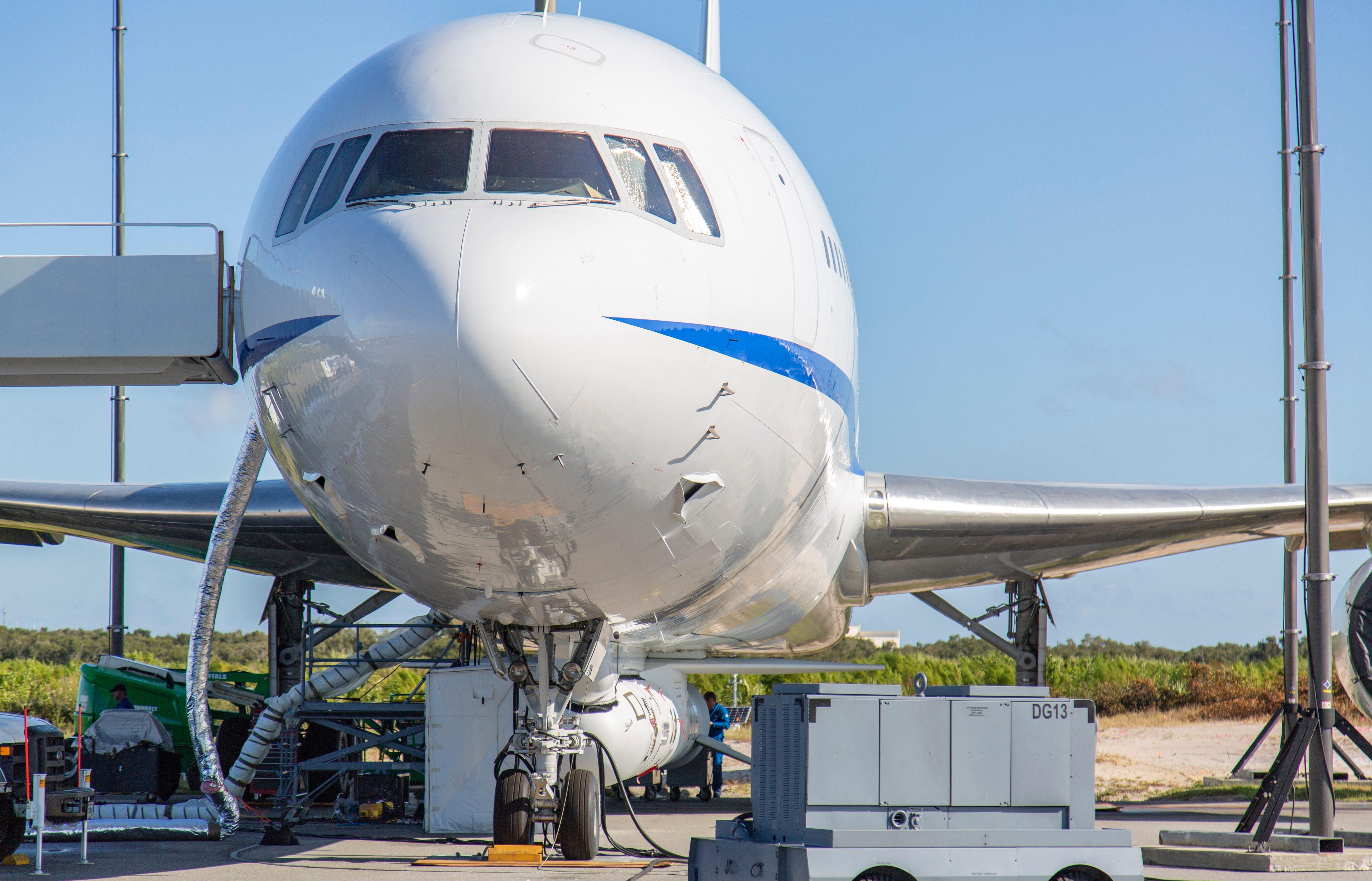 5027f294-abba-407e-8795-cdcf685e28fe-L1011-3 Updates: Pegasus XL launch scrubbed due to technical issues