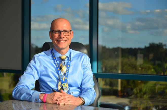Timothy Antonition is president and CEO of Space Coast Credit Union.
