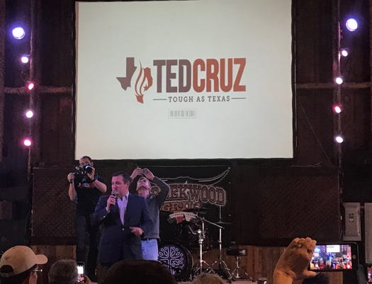Cruz In Cypress