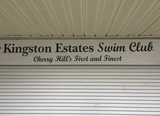 Kingston Estates Swim Club, which is facing the threat of foreclosure, opened in May 1957.