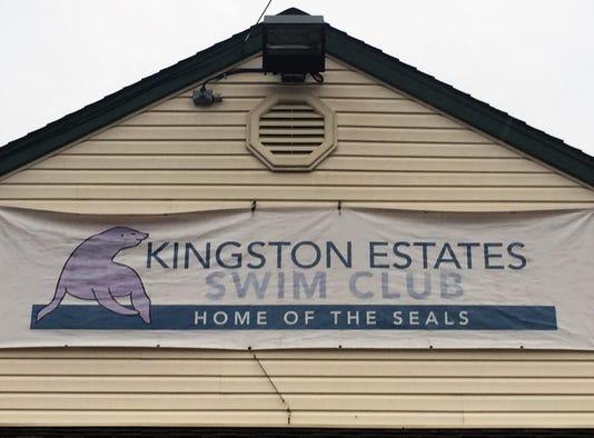 Kingston Estate Sign