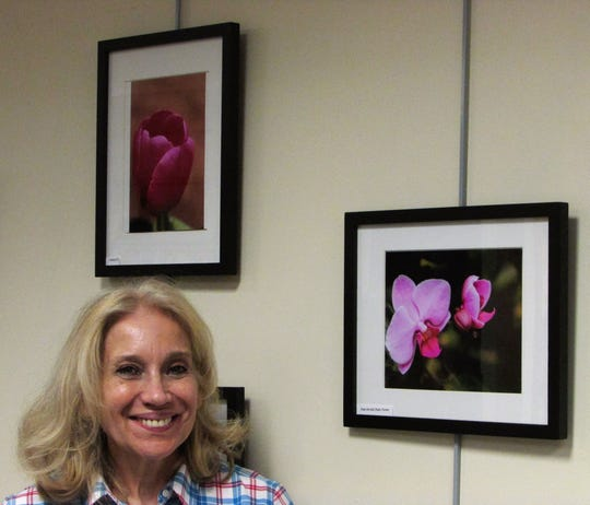 The Art Space at Warren in the Somerset County Library System of New Jersey's (SCLSNJ) Warren features original floral portraits by Sara Parmigiani, on display through Nov. 30.