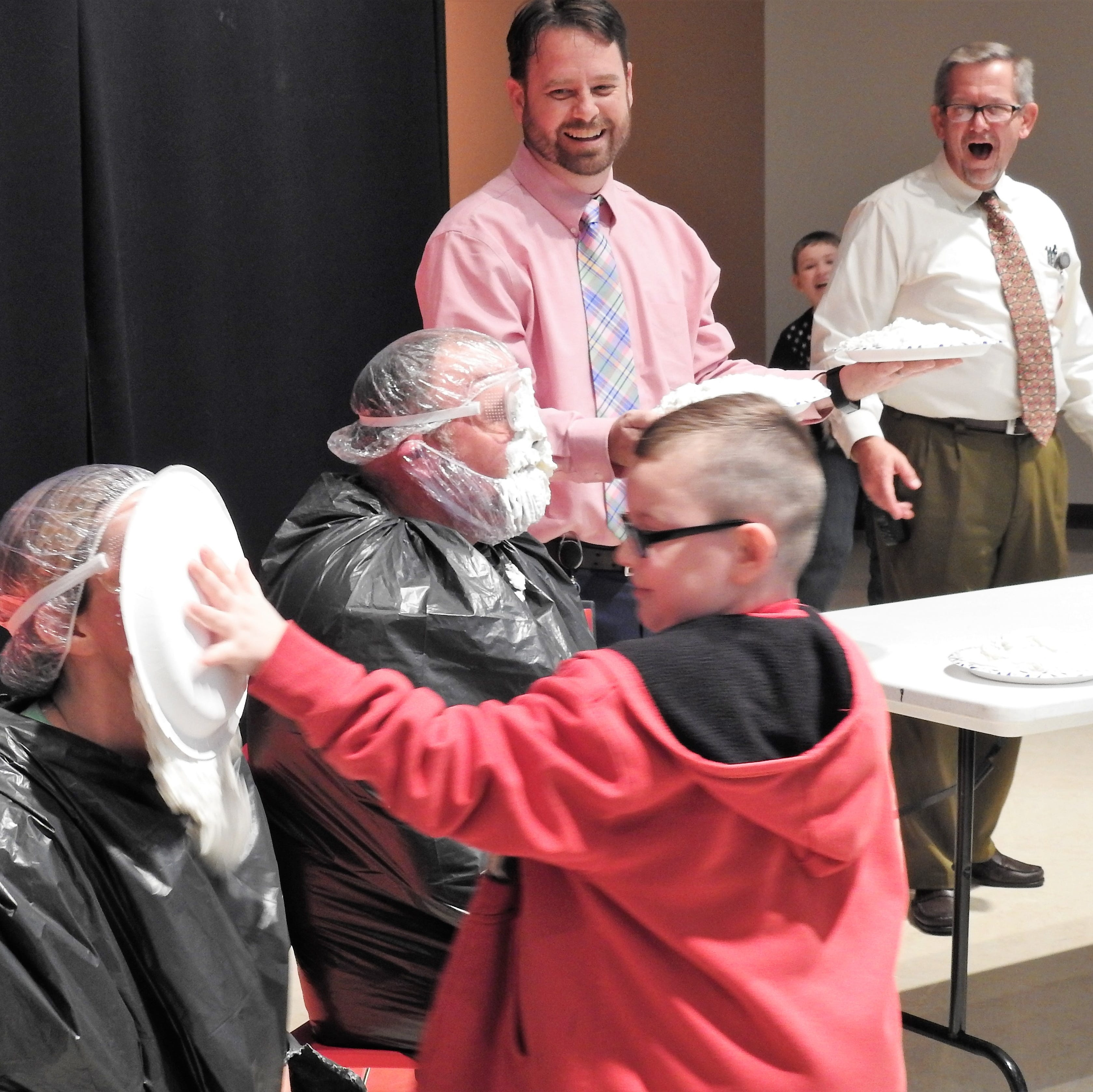 Socktober drive ends with pie pulverizing
