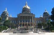 The Iowa Capitol