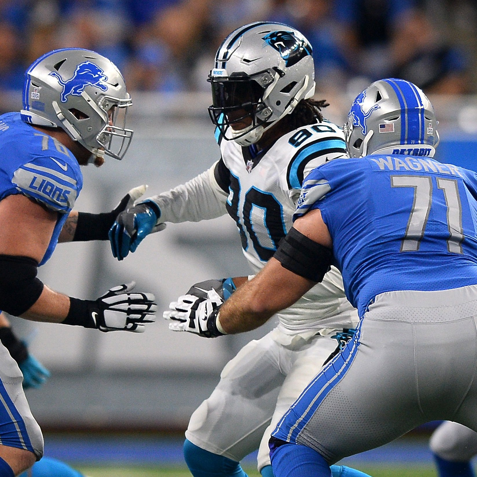 Detroit Lions free agency: T.J. Lang decision awaits in modest OL market