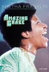 "Poster for ""Amazing Grace,"" the long-awaited film chronicling Aretha Franklin's 1972 gospel best-seller"